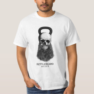 KettleBeard Camiseta