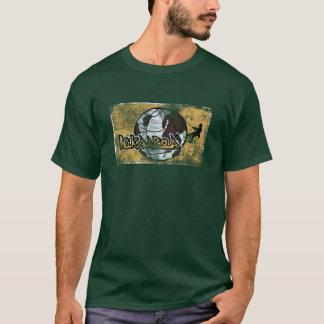 Kikaapoa - tierra caminan del la del por del que camiseta