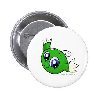 Kiko verde que remolina chapa redonda 5 cm