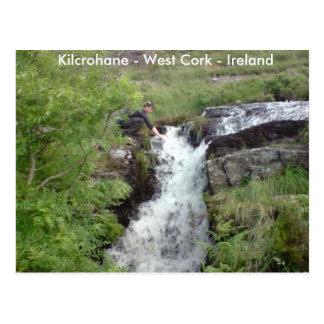 Kilcrohane - corcho del oeste - Irlanda - postal