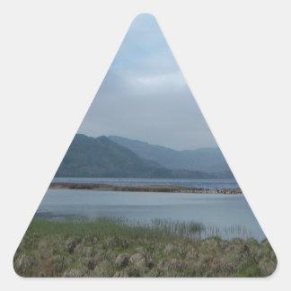 Killarney Irlanda Pegatina Triangular