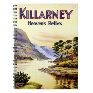 Killarney Libreta Espiral