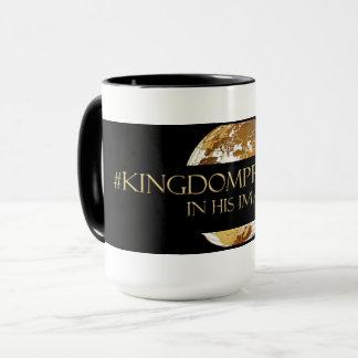 #KINGDOMPRENEUR- EN SU IMAGEN TM TAZA