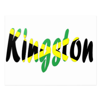 Kingston, Jamaica Postal