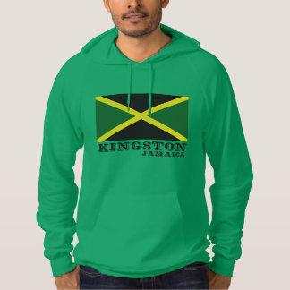 Kingston Jamaica Sudadera Con Capucha