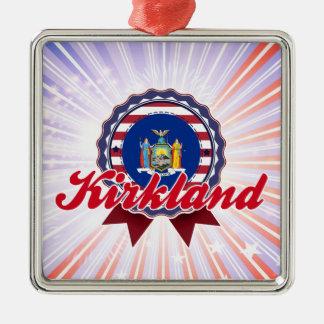 Kirkland, NY Adornos De Navidad