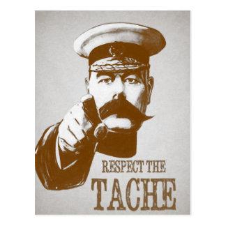 Kitchener - respete el tache postal