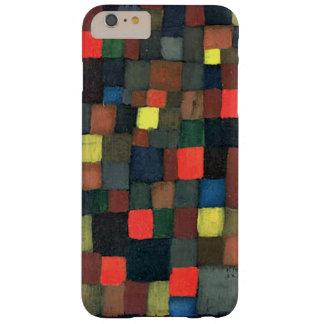 Klee - armonía abstracta del color con los funda barely there iPhone 6 plus