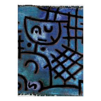 Klee - cautivo póster