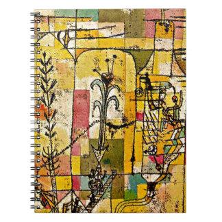 Klee - cuento de Hoffmann Cuadernos