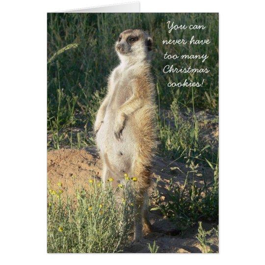 Klenky Kookie - tarjeta de felicitaciones de las