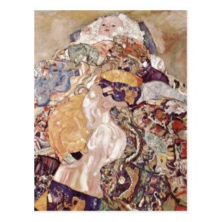 ¿Klimt, bebé del bebé de Gustavo (cuna) Espa? ol:  Postales