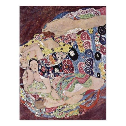 Klimt, Gustavo Catal?: Los bordes de Les mueren Ju Postal
