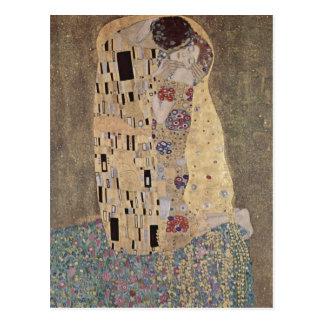 Klimt, Gustavo Catal?: ¿Mascota del EL? ¿Der Ku? Postal