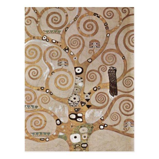 ¿Klimt, Gustavo Entwurf f? guarida Wandfries im Postal
