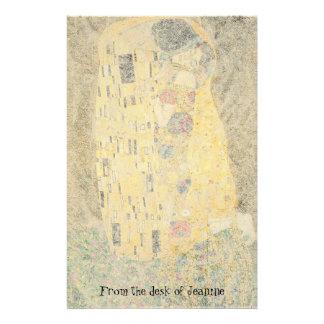 Klimt los falsos efectos de escritorio de papel