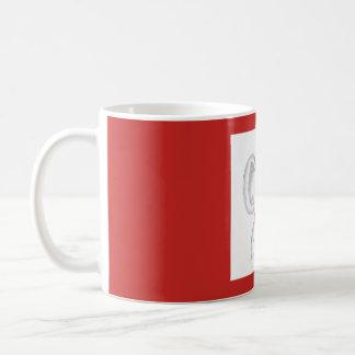 """""""Koala con una taza taza del café caliente"""""""