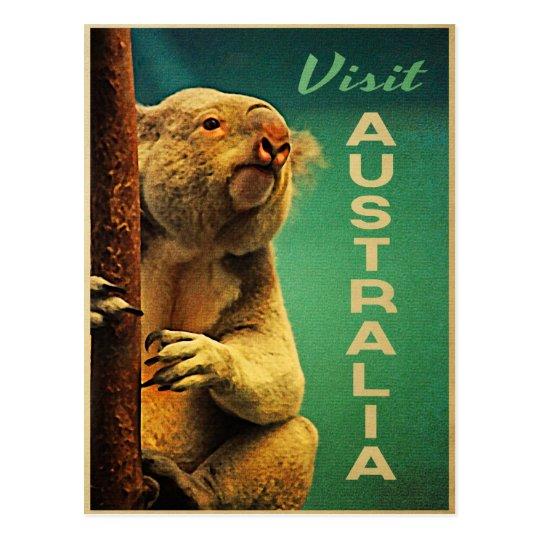 Koala de Australia Postal