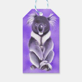 Koala de Buda Etiquetas Para Regalos
