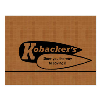Kobacker Postal
