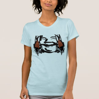 Koi de Buda Camisetas