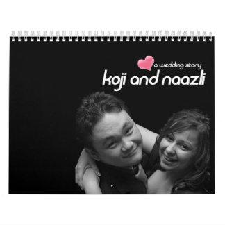 Koji y calendario de Naazli