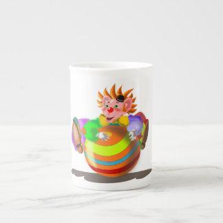 Koko - taza de la porcelana de hueso