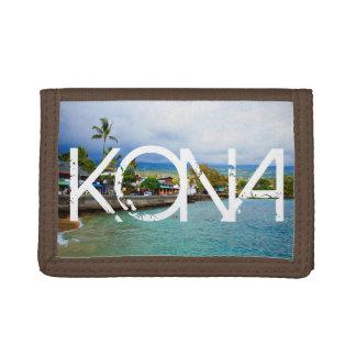 KONA Hawaii con arte de la pintura de aceite