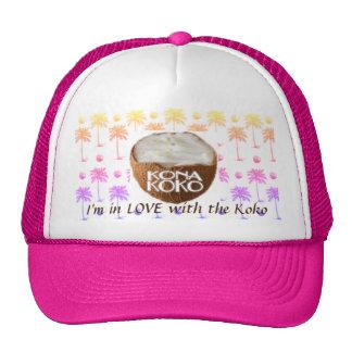 Kona Koko Tropix Papale Gorras De Camionero