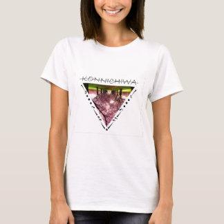 KONICHIWA BLANCA.jpg Camiseta