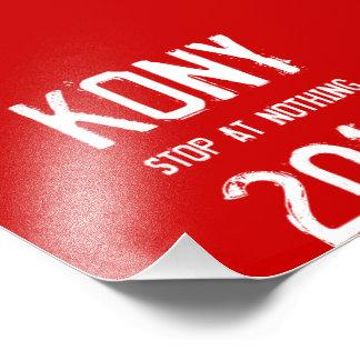 Kony 2012 aviadores arte con fotos