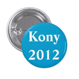 Kony 2012 chapa redonda 2,5 cm