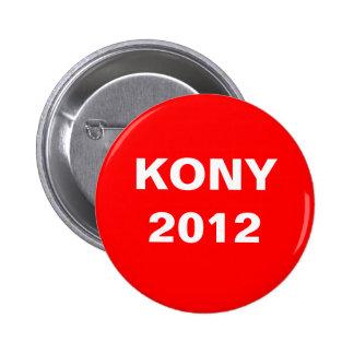 Kony 2012 chapa redonda 5 cm