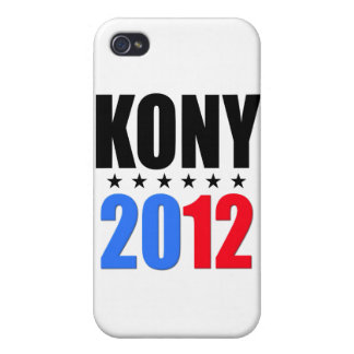 Kony 2012 iPhone 4/4S carcasa