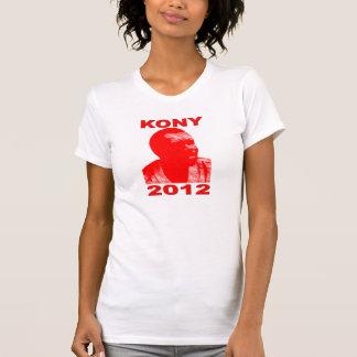 Kony 2012. Haga a los niños invisibles visibles. Camiseta