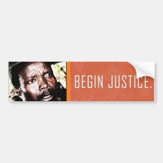 Kony 2012 (pegatina para el parachoques) 4 pegatina de parachoque