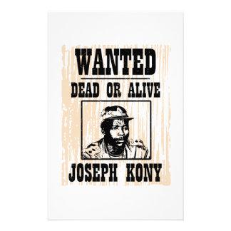 Kony José 2012 Kony quiso el poster Papeleria De Diseño