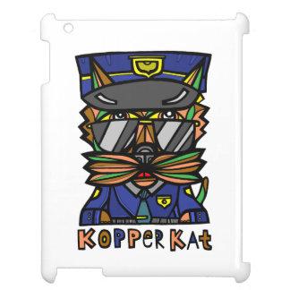 """""""Kopper Kat"""" caso del iPad de 631 artes"""