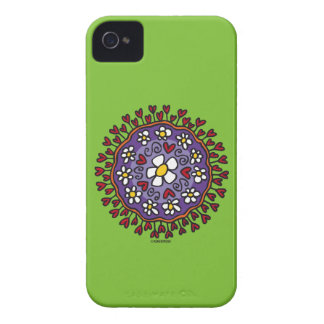Korrontxo Flores Funda Para iPhone 4 De Case-Mate