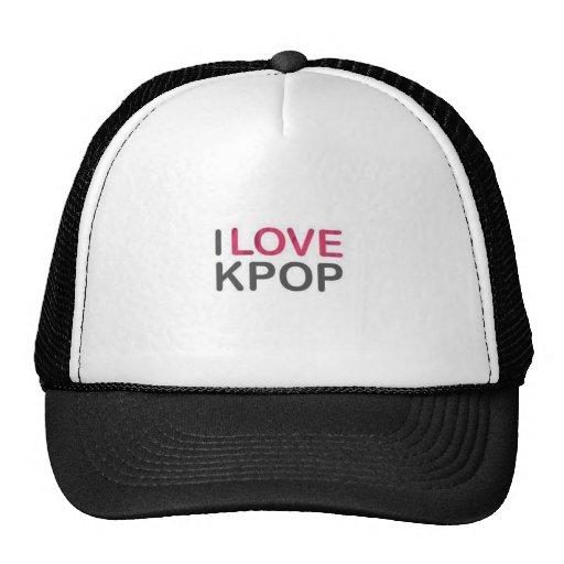 ¡Kpop Supreme~! Gorras De Camionero