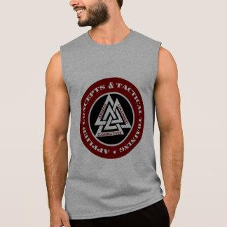 Krav Maga - camisa sin mangas