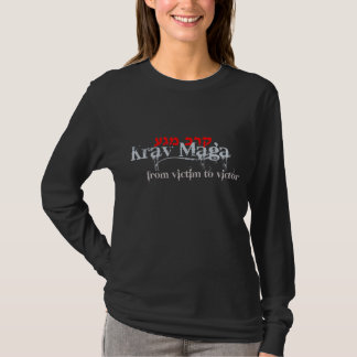 Krav Maga - de la víctima a la camiseta del