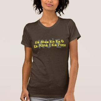 KU'E, lema del estado Camisetas