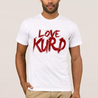 Kurd del amor camiseta