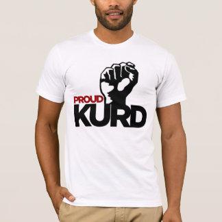 Kurd orgulloso camiseta