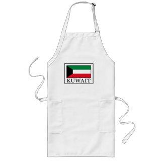 Kuwait Delantal Largo