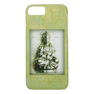 Kwan verde antiguo Yin Funda iPhone 7