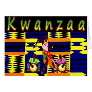 Kwanzaa Tarjeta