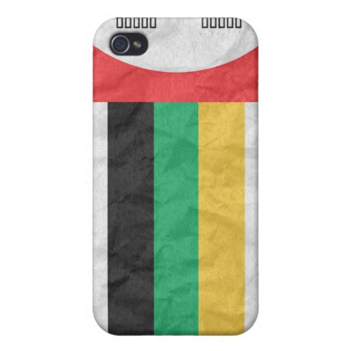 Kwazula iPhone 4 Protectores