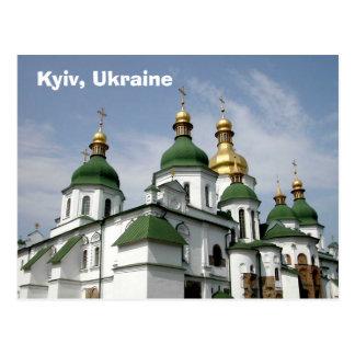 Kyiv, Ucrania Postal